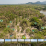a 360° virtual visit to the WFFT wildlife Rescue Center